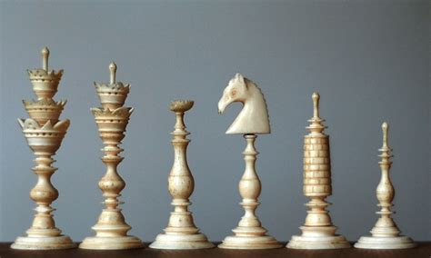 Chess Sets by Anonymous Chess Collector
