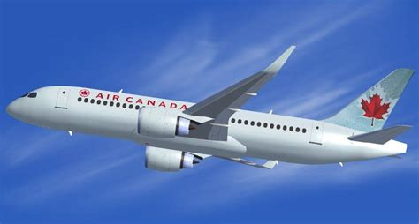Service Letter Bombardier 187 Air Canada And Bombardier Sign A Landmark Order Amid