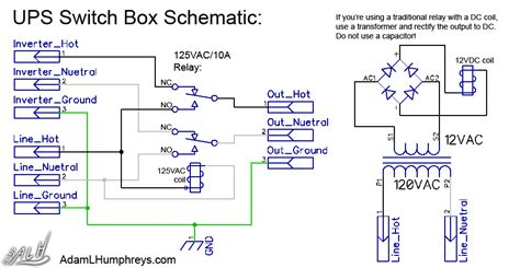 computer ups wiring diagram gallery diagram sle and