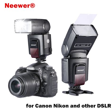 Kamera Canon 60d Dan 700d by Neewer Speedlite Reviews Shopping Neewer