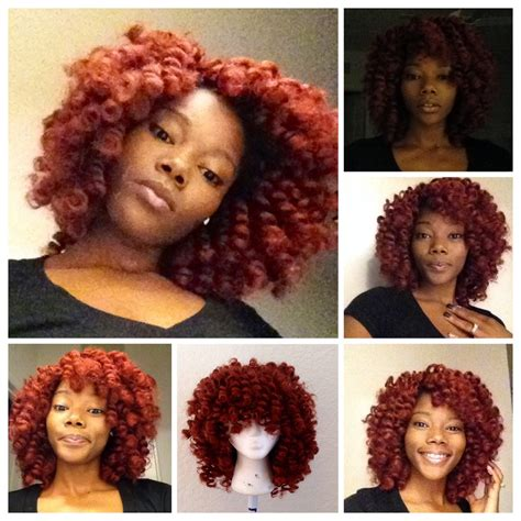 crochet with marley braid hair wig how to make a marley braid crochet wig doovi