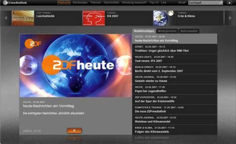 zdf mediathek im html format zdf mediathek ist online telemedicus