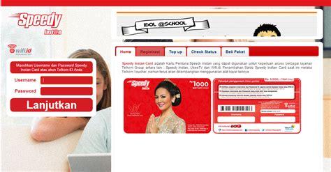 Spin Card Wifi Id cara menggunakan spin card my s