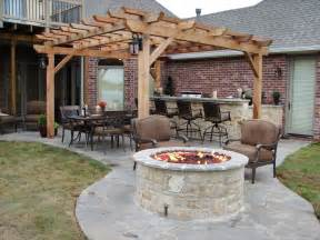 Backyard Built 66 pit and outdoor fireplace ideas diy network