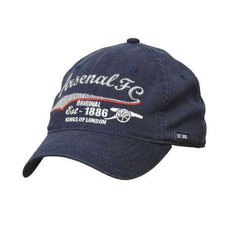 arsenal hat arsenal retro 1886 cap