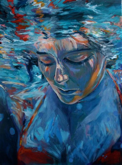 acrylic painting underwater 17 best images about painting on grace o
