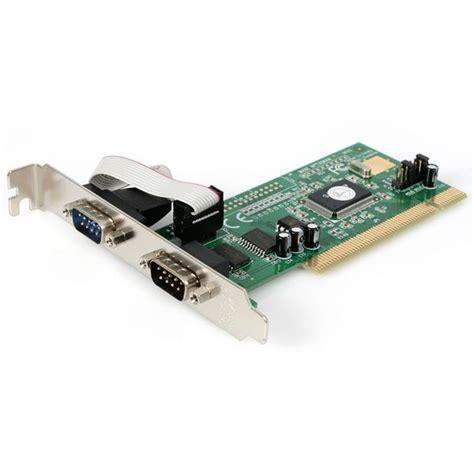 pci serial driver serial card pci 2 16550 uart startech canada