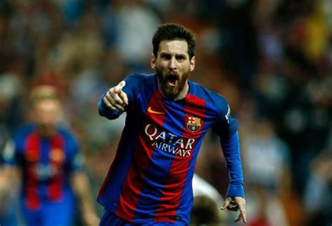 complete sports nigeria messi signs  barcelona