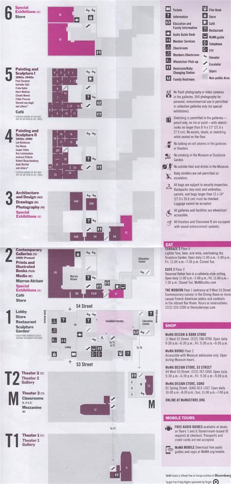 Moma Floor Plan