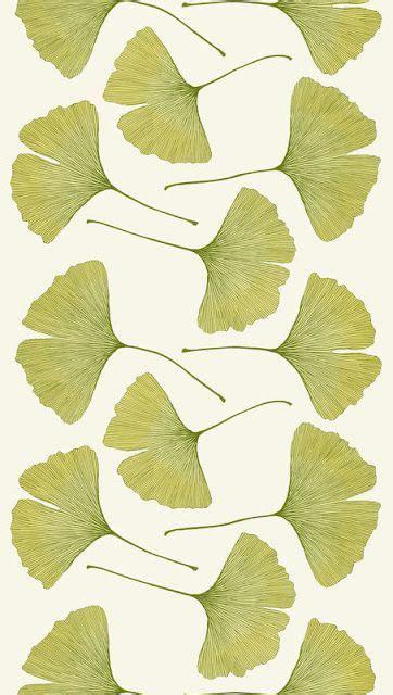 Leaves From Marimekko by Marimekko Did My Textiles On Marimekko I Miss