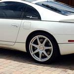 Teflon Akebono czp akebono rear 14 quot big brake kit nissan 300zx 90 96 z32 41300 akn02 concept z performance