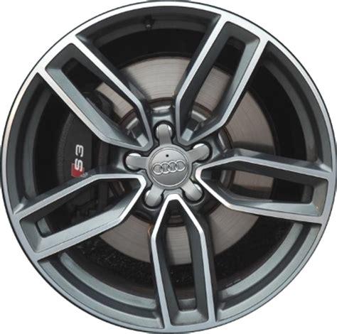 Rims For Audi Audi S3 Wheels Rims Wheel Stock Oem Replacement