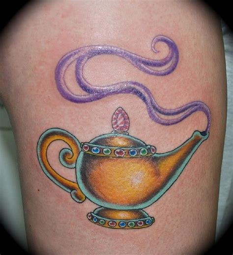 genie tattoo designs genie meanings and design ideas 21 and married