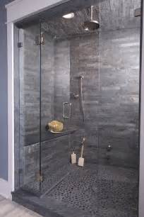 slate bathroom pinterest shower rooms tile bathrooms and designs for that contemporary feel