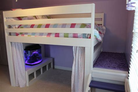 loft bed  ideas add additional xs  front rear