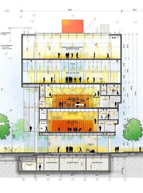 nyc section 8 office renzo piano building workshop lenfest center for the