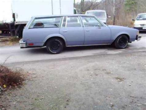 83 buick regal 83 buick regal big block wagon