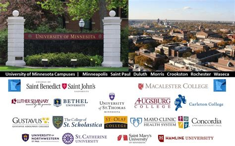 Colleges In St Paul That Offer Mba by Minnesota Limo And Car Tours Of Universities And Colleges