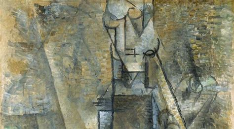 picasso paintings in madrid with a clarinet thyssen bornemisza museum madrid at