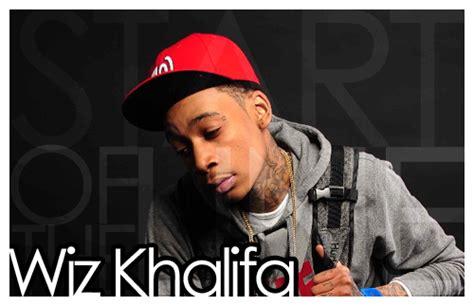 imágenes de wiz khalifa en 3d biografia de wiz khalifa exclusiva en espa 241 ol usa