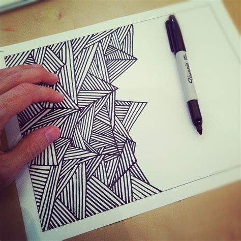 Cool Easy Things To Draw With Sharpie by Me Doodle Is Doodling For Our Brains Metro News