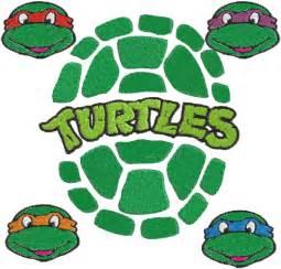 ninja turtles machine embroidery phoenixembroidery