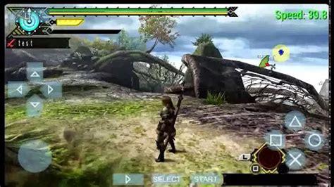 psp themes monster hunter 3 psp monster hunter 3 english patched v4 0 highly
