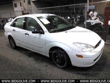used 2000 ford focus zts sedan 4 door car from iaa auto