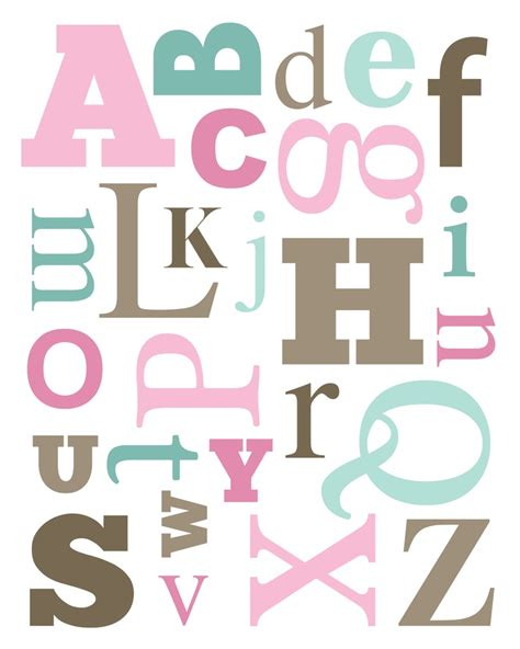 printable nursery letters 10 best free printable pages images on pinterest