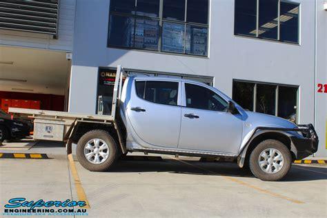 mitsubishi grey mitsubishi mn triton dual cab grey 81540 superior