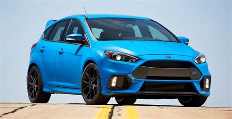 Ford Focus Rs Price by 2016 Ford Focus Rs Price Colors