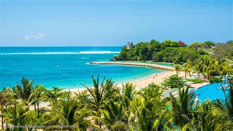 geger beach  nusa dua secluded beach  bali