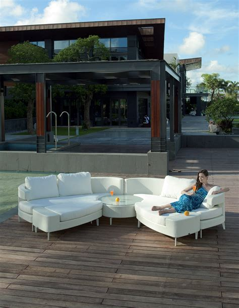 salon xl salon embrace sectional xl mobilier de jardin meuble