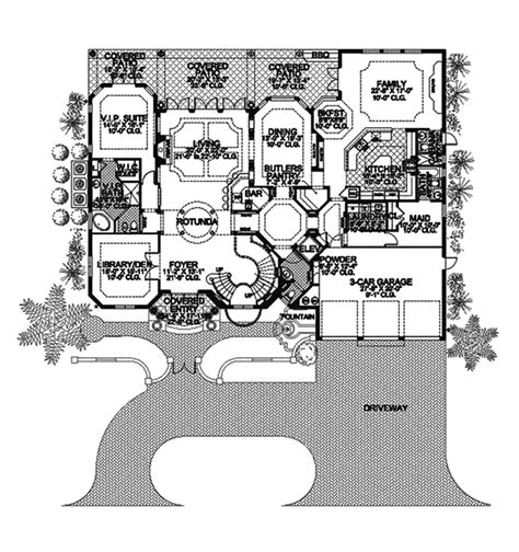 cocoa beach mediterranean home plan 106s 0066 house cocoa beach mediterranean home plan 106s 0066 house