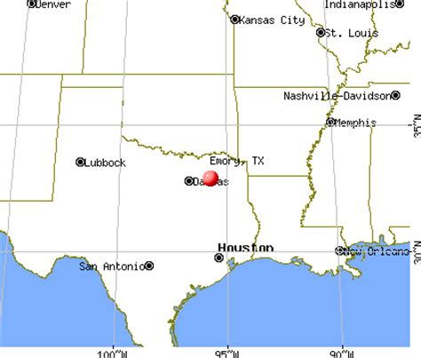 emory texas map emory texas tx 75440 profile population maps real estate averages homes statistics