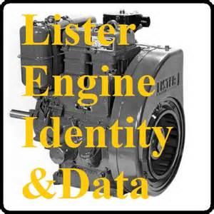 lister petter engine identification, lister, free engine