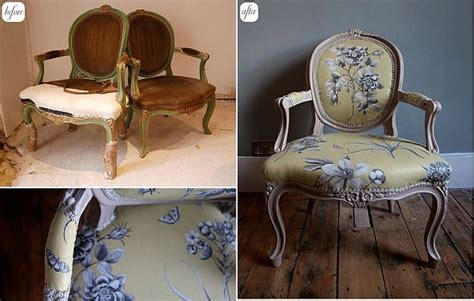 Dining Room Chairs With Arms 28 before after reupholstered chairs