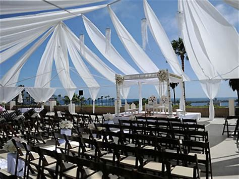 hotel wedding packages los angeles crowne plaza redondo and marina hotel weddings