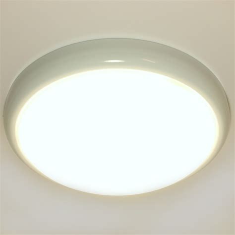 white led flush ceiling light