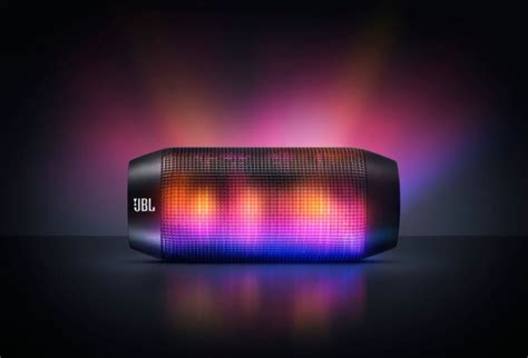 Jbl Quot Pulse Quot Combines Outstanding Sound With Innovative Led