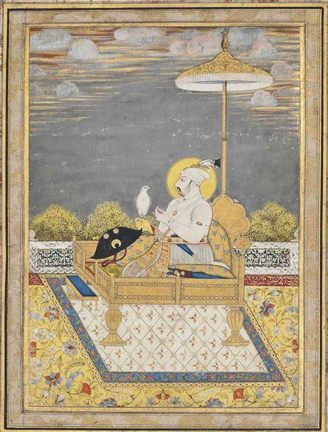biography of mughal emperor muhammad shah 1000 ideas about muhammad shah on pinterest qajar
