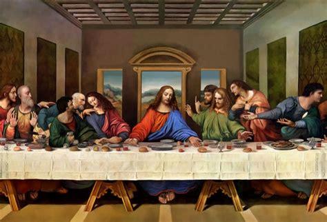 Imagenes Catolicas De La Ultima Cena | la 218 ltima cena de jes 250 s fue un mi 233 rcoles peri 243 dico