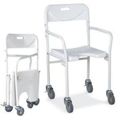 sedie per invalidi sedia doccia pieghevole per anziani e disabili