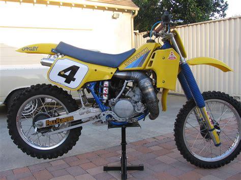 1984 Suzuki Rm250 28 1984 Suzuki Rm 250 Manual Suzuki Rm 1989 1995