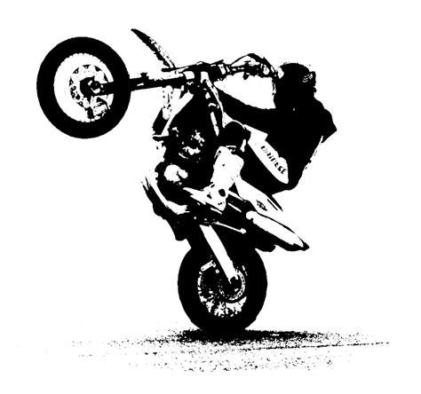 Cross Motorrad Wheelie by Dirt Bike Wheelie Drawing Pictures To Pin On
