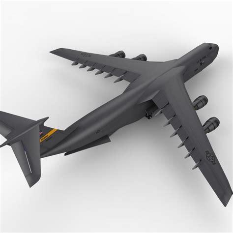 C5 Galaxy Model Airplane