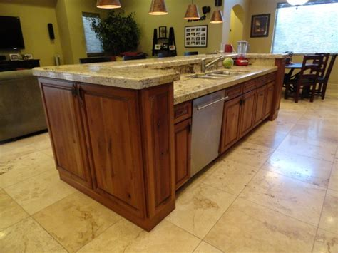 Kitchen Island With Sink Venting A Kitchen Island Sink And Dishwasher Kitchen Sink