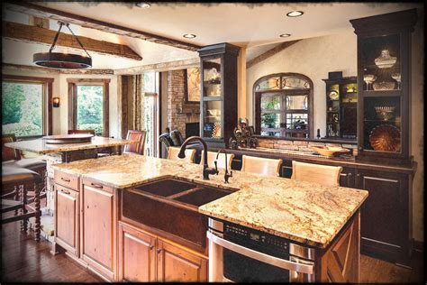 rustic kitchen island ideas rustic kitchen island ideas beautiful cabinets country