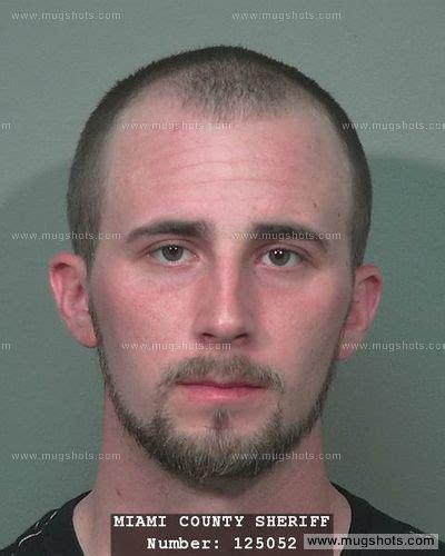 Miami County Ohio Arrest Records Iddings Mugshot Iddings Arrest Miami County Oh