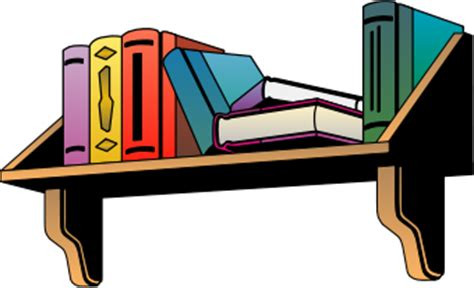 Shelf Clipart by Book Shelf Clipart Panda Free Clipart Images